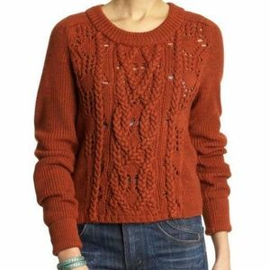 AUTH MARC JACOBS WOOL KNITTED SWEATER (merino)